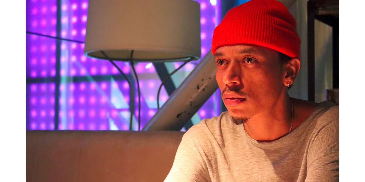 TBB Talks… Stephan Pierre Mitchell tackles homelessness in indie short 'deleted'