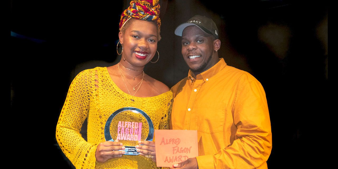 ENTRIES ARE NOW OPEN FOR THE ALFRED FAGON AWARD