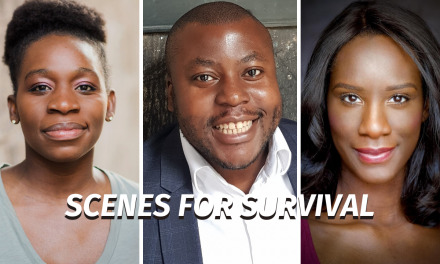 NATIONAL THEATRE OF SCOTLAND'S 'SCENES FOR SURVIVAL' – 70 out of 100