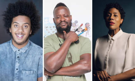 NATHAN BRYON, DAPO ADEOLA & Sharna Jackson WIN 2020 WATERSTONES CHILDREN'S BOOK PRIZEs 2020