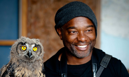 TBB Talks To… Urban Birder David Lindo