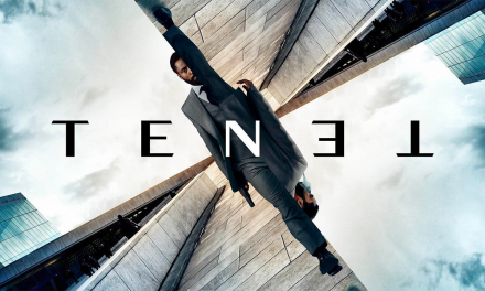 Christopher Nolan's tenet –  90 out of 100