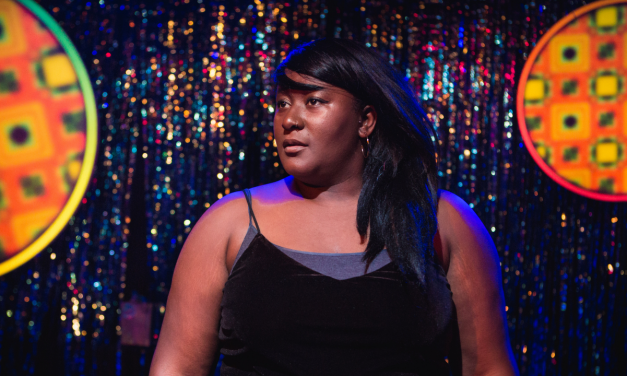 TBB Talks … to YOLANDA MERCY Star of Sell-out Show 'Quarter Life Crisis'