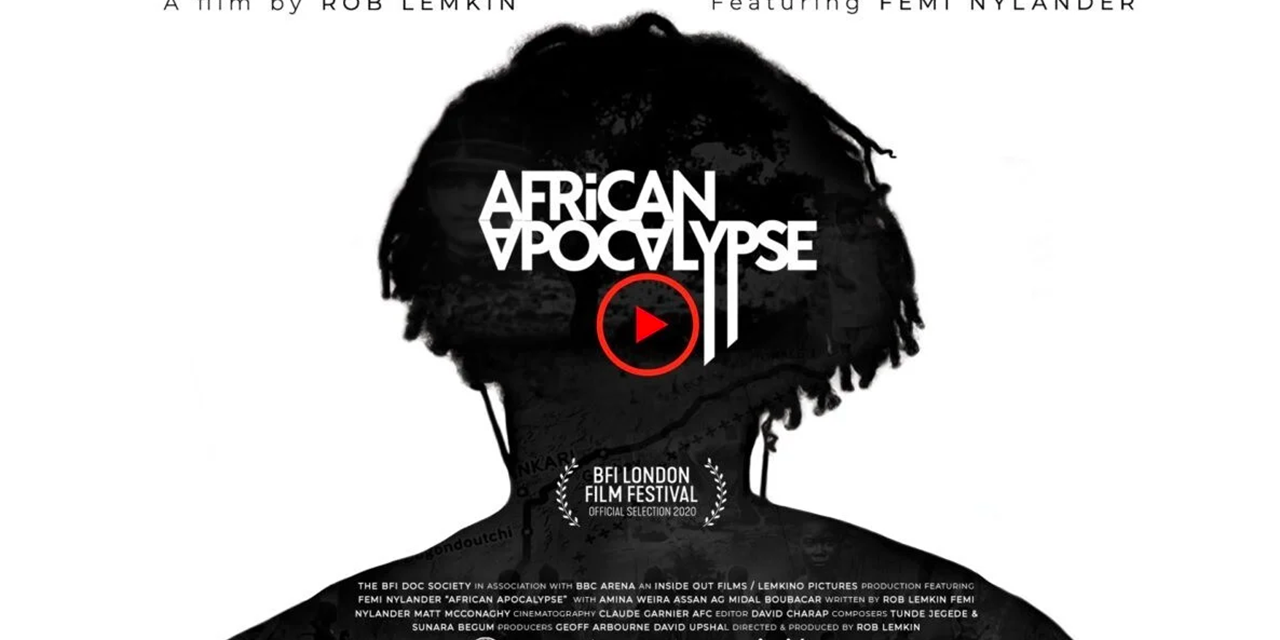 TBB Talks To… Writers Of Documentary African Apocalypse Femi Nylander And Rob Lemkin