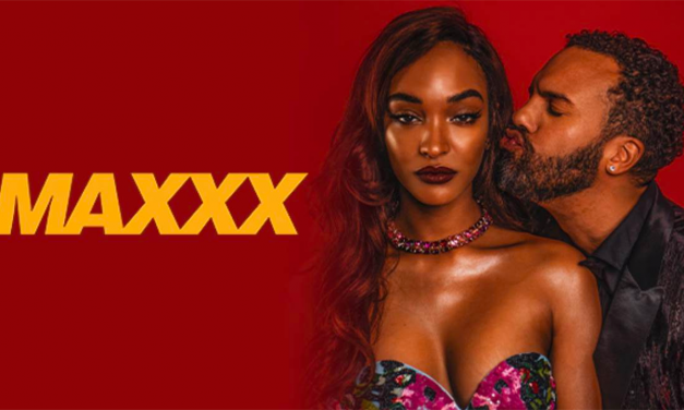 O-T Fagbenle's comedy series 'maxxx' airs on Channel 4 thursday 29th october