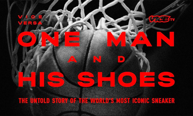 One Man and His Shoes – 75 OUT OF 100