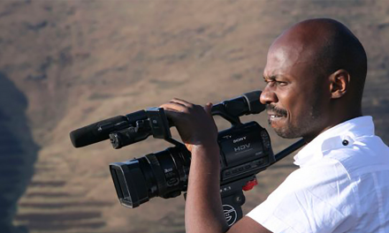 TBB Talks To… PETER MURIMI Former CNN African Journalist of the Year and Director of 'I am Samuel'
