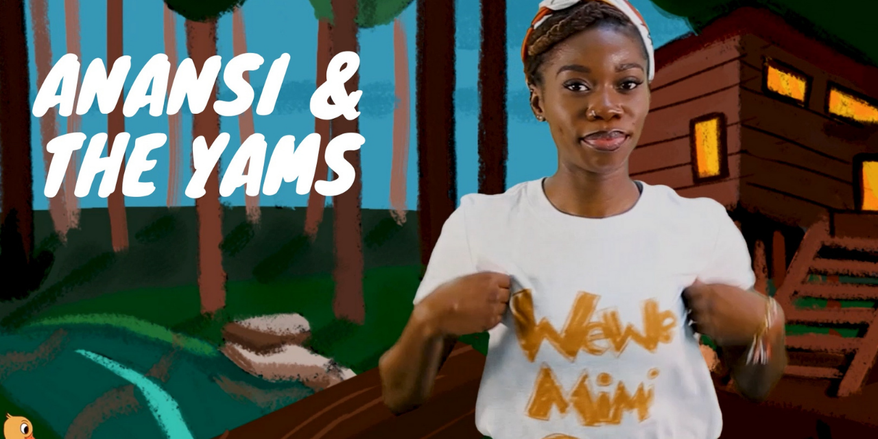 Wewe Mimi Sisi featuring favourite classic African stories for kids lands on Youtube
