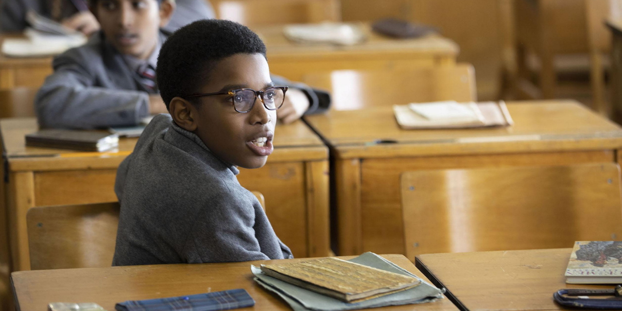 Education, is the fifth and final film from Steve McQueen's Small Axe anthology