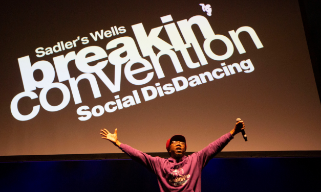 95 Out Of 100 – Breakin' Convention: Social DisDancing
