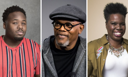 Samson Kayo joins Netflix's 'death to 2020' alongside samuel L. jackson & Leslie jones
