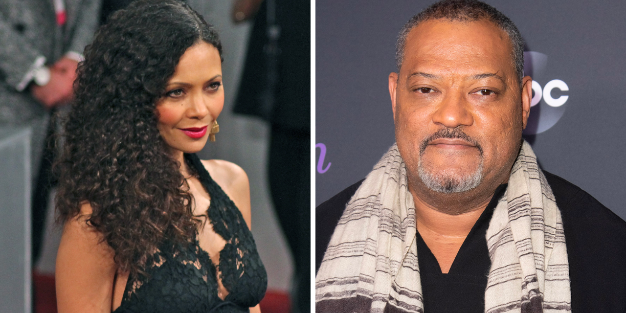 Thandie Newton To Star Opposite Laurence Fishburne In All The Old Knives