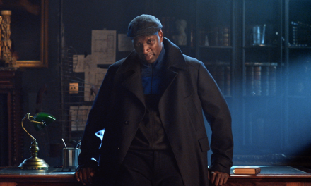 OMAR SY charms as the loveable rogue in lupin – 75 out of 100