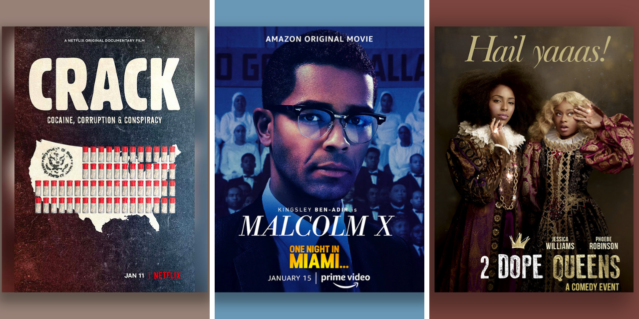 What to watch On Screen: w/c 11th January