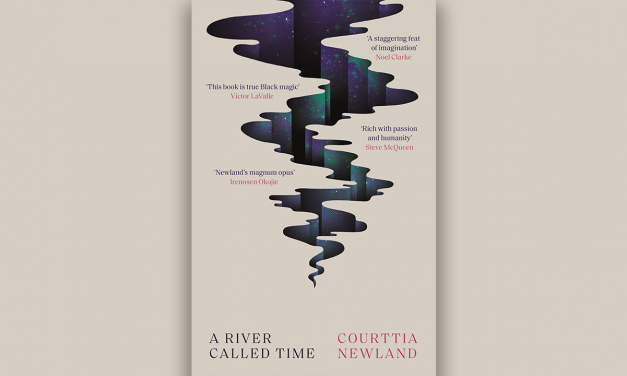 'A RIVER CALLED TIME' BY COURTTIA NEWLAND – 70 out of 100
