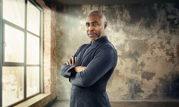 Eric Collins CEO of Impact X Capital Partners to host new channel4 business reality show 'The Profit'.