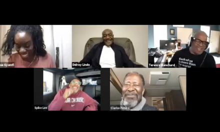 TBB Talks to …  Spike Lee, Delroy Lindo, Clarke Peters & Terence Blanchard – Da 5 Bloods