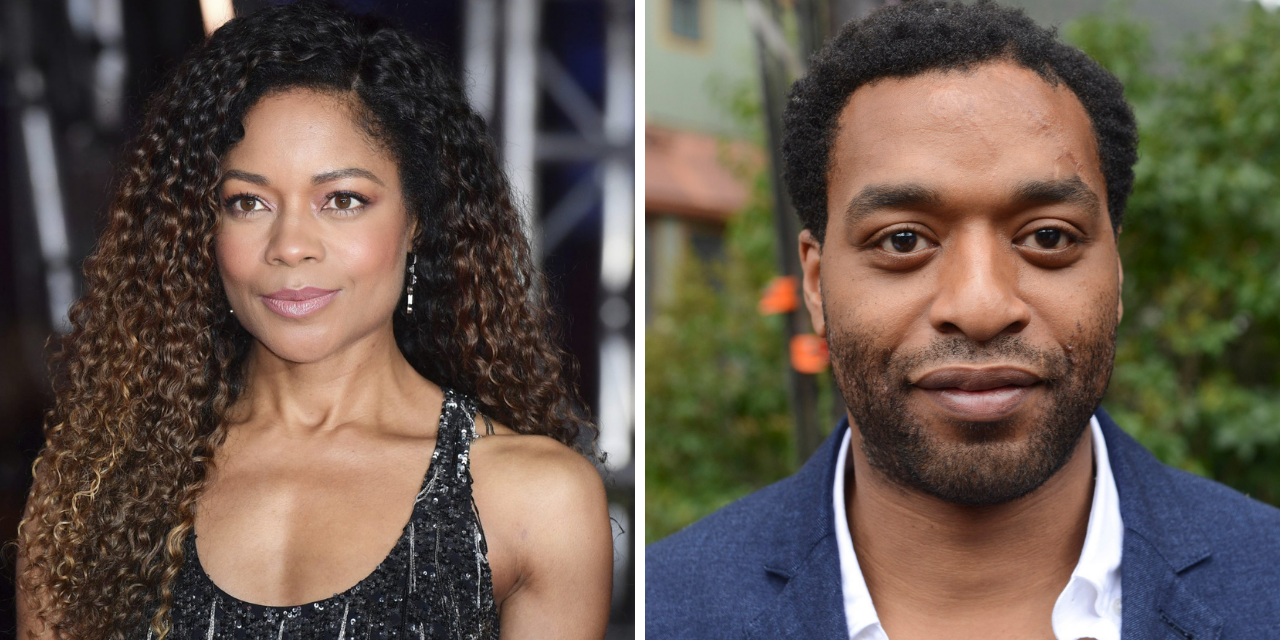 Naomie Harris & Chiwetel Ejiofor To Star In The Showtime Series 'Man Who Fell to Earth'