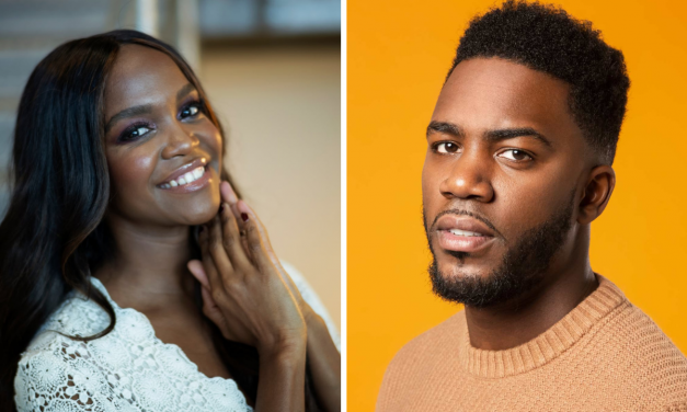 Oti Mabuse & Mo Gilligan join ITV'S 'the mASKED DANCER'