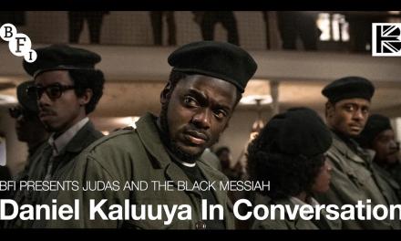 Daniel Kaluuya in conversation with Akua gyamfi hosted by bfi