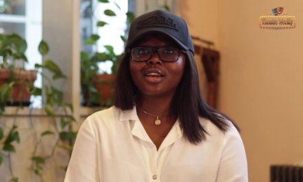 danielle honger launches debut zine, 'Respect Me', celebrating young Black women