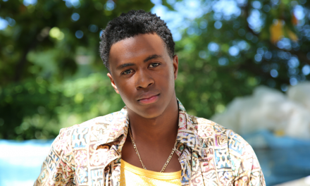 TBB Talks To … Death In Paradise star Tahj Miles