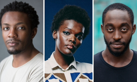 Sheila Atim, Omari Douglas, Ivanno Jeremiah and, more star in Donmar's West End production of 'CONSTELLATIONS'