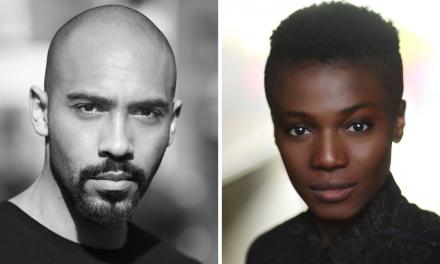 Alex Lanipekun & Colette Dalal Tchantcho Cast In Sky Original drama 'Domina'