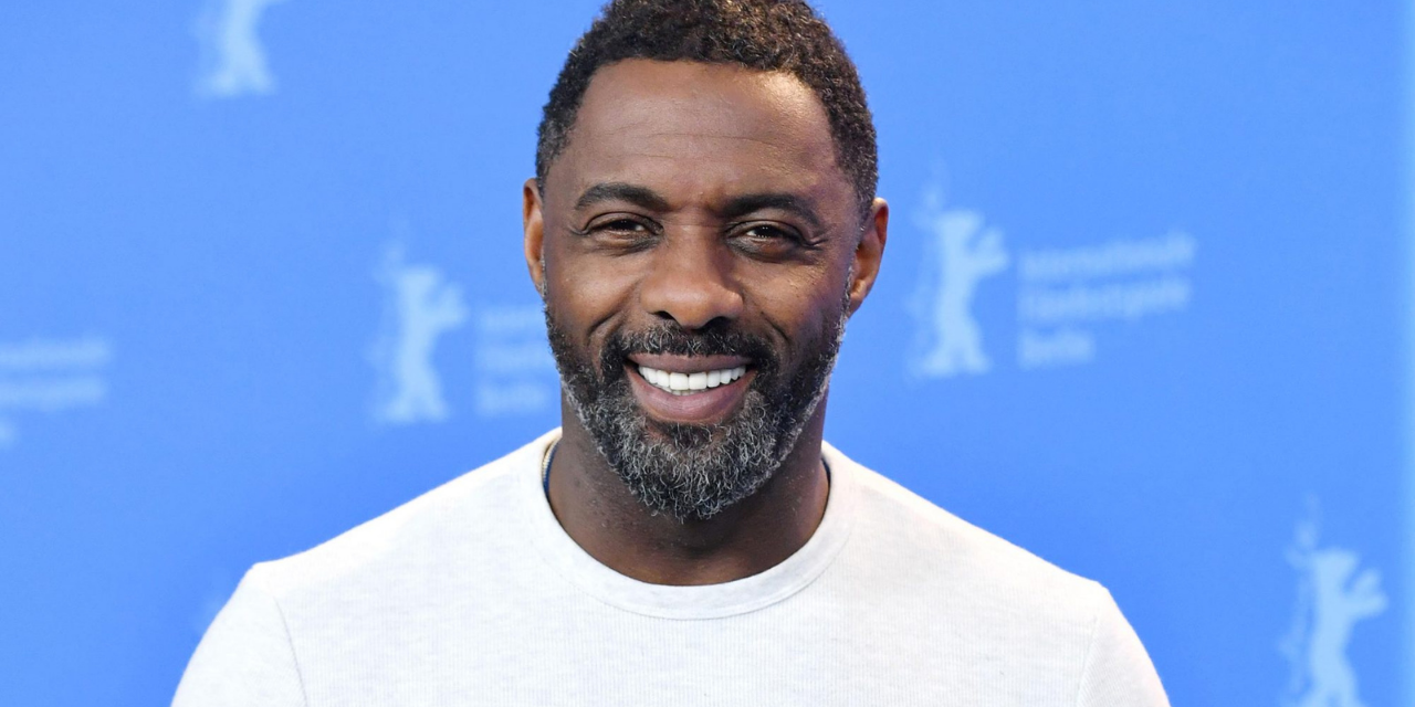 Idris Elba Has Signed A Multi-Book Deal