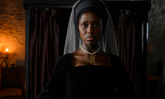 Exclusive: See teaser clip of jodie turner-smith as anne boleyn