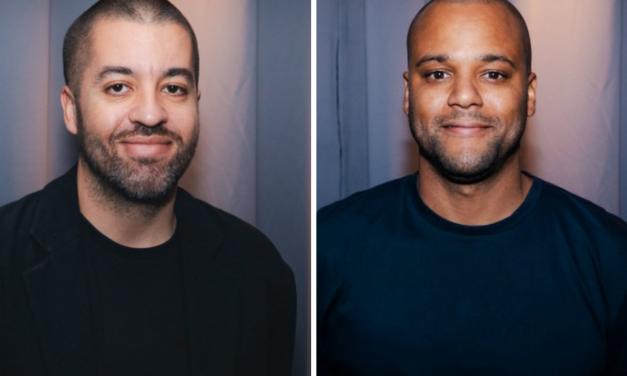 British writing duo Daniel Fajemisin-Duncan and Marlon Smith To Adapt Netlix's 'The Upper World'
