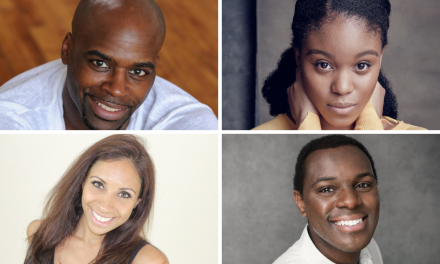 Cedric Neal, Amara Okareke, Debbie Kurup and Ashley Samuels cast in murder mystery musical