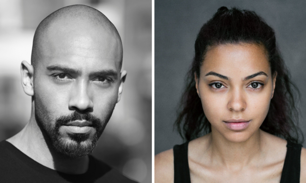 Alex Lanipekun and Nenda Neururer cast in Supernatural crime thriller The Rising