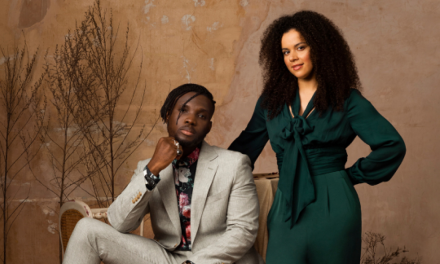 Courtney Stapleton and Emmanuel Kojo Lead The Cast in Beauty and the Beast on tour.