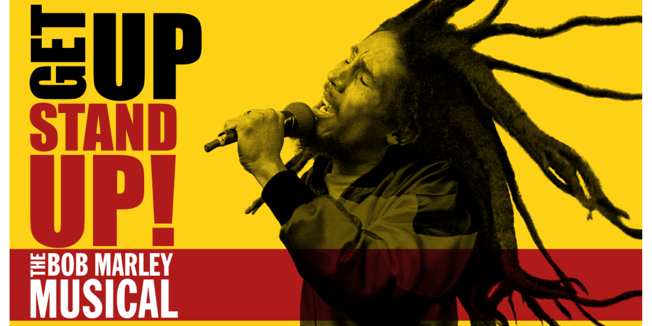 Get Up, Stand Up! The Bob Marley Musical workshop images released