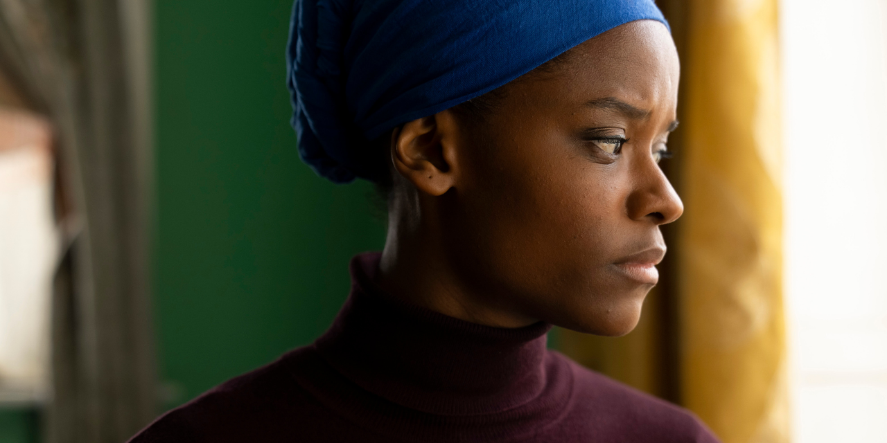 First Look Images of Letitia Wright In Aisha