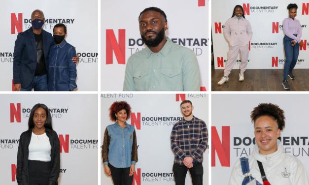 Netflix Documentary Talent Fund Recipients' Announcement
