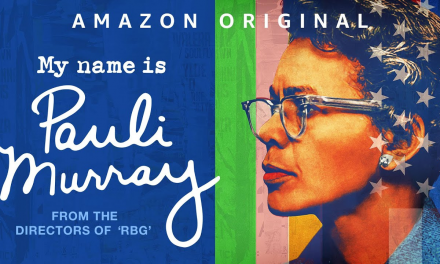 MY NAME IS PAULI MURRAY – 75 out of 100